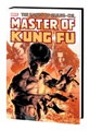 Image: Shang-Chi, Master of Kung Fu Omnibus Vol. 03 HC  (Deodato cover) - Marvel Comics