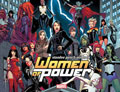 Image: Heroes of Power: Women of Marvel Standee Punch-Out Book SC  - Marvel Comics