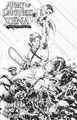 Image: Army of Darkness  Xena: Warrior Princess Forever ... and a Day #2 (cover B incentive - B&W) (10-copy)  [2016] - Dynamite