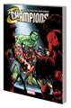 Image: Champions Vol. 02: Freelancer Lifestyle SC  - Marvel Comics