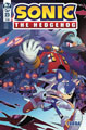 Image: Sonic the Hedgehog #23 (cover A - Tramontano) - IDW Publishing