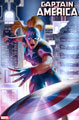 Image: Captain America #16 (variant 2099 cover - Yoon) - Marvel Comics