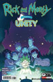 Image: Rick and Morty Presents: Unity #1 (cover A - Cannon) - Oni Press Inc.