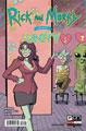 Image: Rick and Morty Presents: Unity #1 (cover B - Grace) - Oni Press Inc.