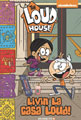 Image: Loud House Vol. 08: Livin' La Casa Loud! SC  - Papercutz