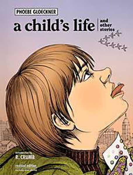 Image: A Child's Life & Other Stories GN  - North Atlantic Books