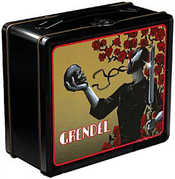Image: Grendel Lunch Box  -