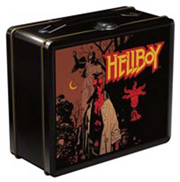 Image: Hellboy Lunch Box #2  - Dark Horse Comics