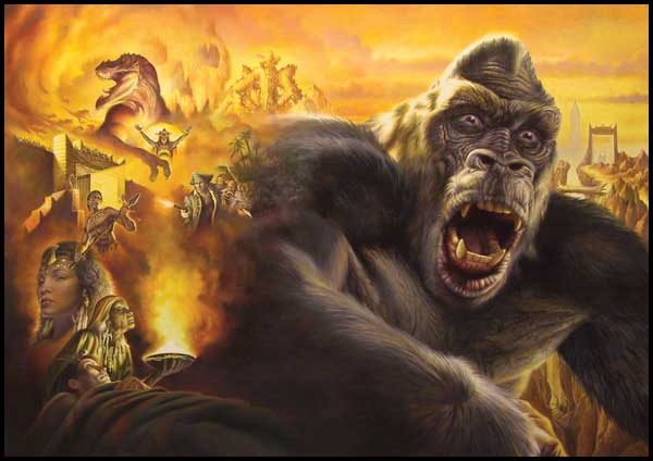 Image: Kong: King of Skull Island HC  - Dark Horse Comics