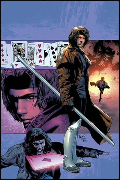 Image: Gambit #3 (Vol. 3) - Marvel Comics