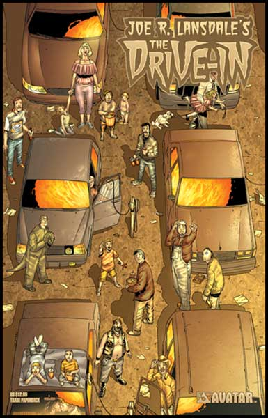 Image: Joe Lansdale's The Drive-In SC  - Avatar Press Inc