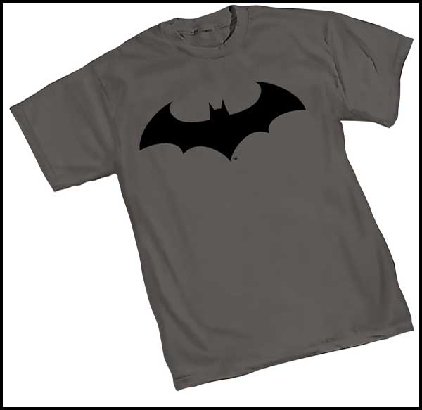 Image: Batman Symbol IV T-Shirt  (XL) -