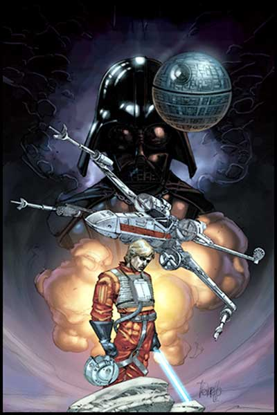 Image: Star Wars: Empire #34 - Dark Horse