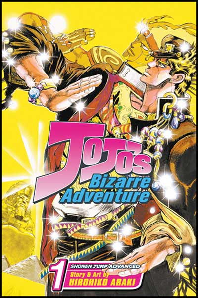 Image: JoJo's Bizarre Adventure Vol. 01 SC  - Viz Media LLC