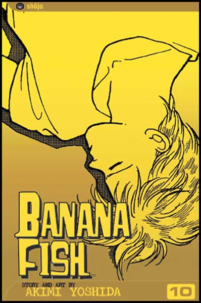 Image: Banana Fish Vol. 10 SC  - Viz Media LLC