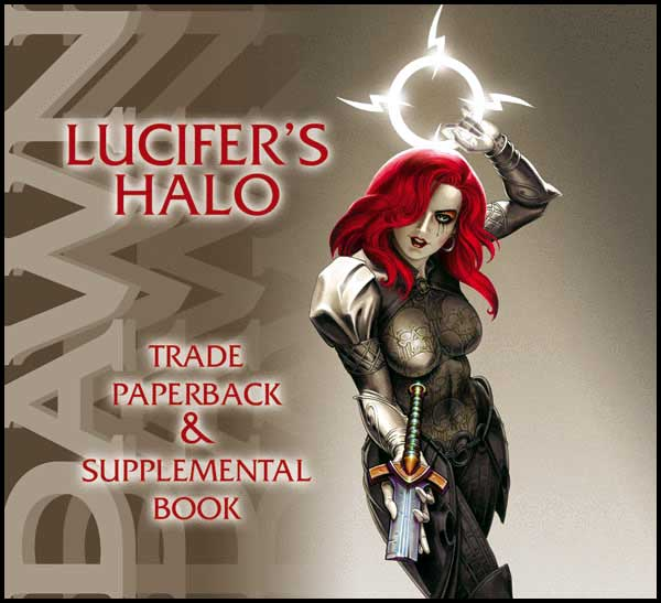Image: Dawn Vol. 01: Lucifer's Halo SC  - Image Comics