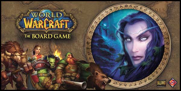 Image: World of Warcraft Boardgame  -