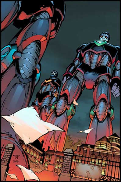 Image: Decimation: House of M - The Day After  - Marvel Comics