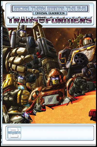 Image: Transformers: Energon Vol. 2 Pocket Ed. SC  (Destination Entertainment) - Dreamwave