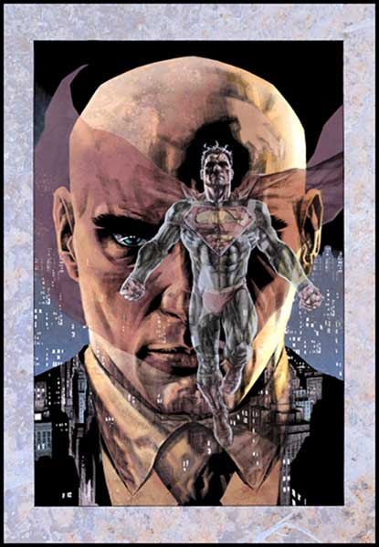Image: Lex Luthor: Man of Steel SC  - DC Comics