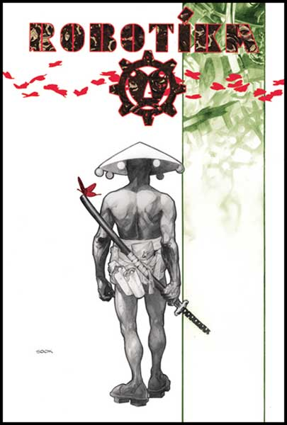 Image: Robotika #1 - Archaia Studios Press