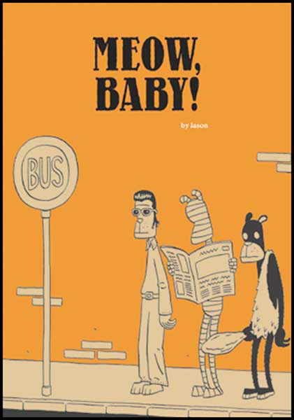 Image: Meow, Baby! SC  - Fantagraphics Books