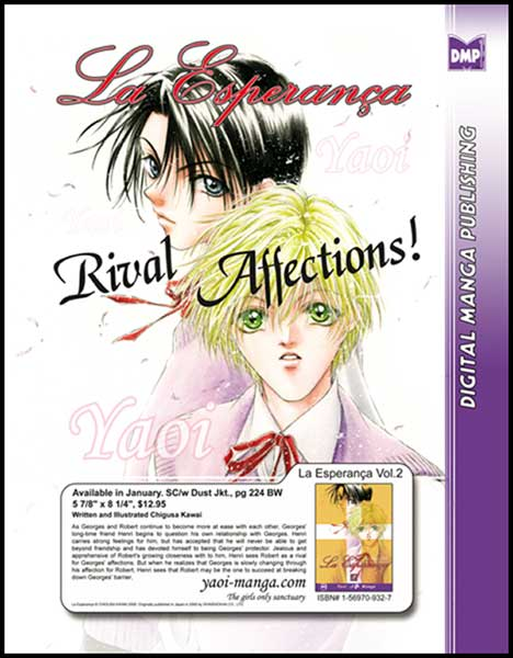 Image: La Esperança Vol. 02 SC  - Digital Manga Distribution