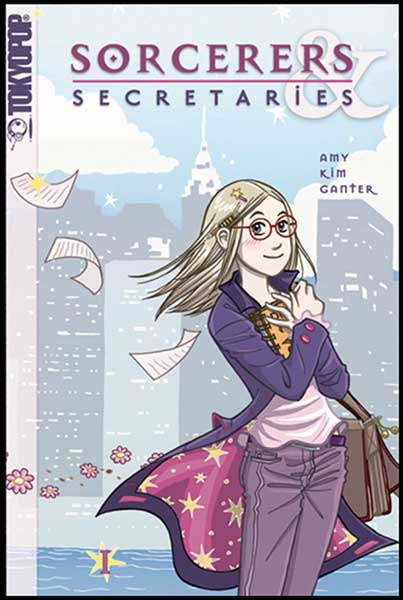 Image: Sorcerers and Secretaries Vol. 01 SC  - Tokyopop