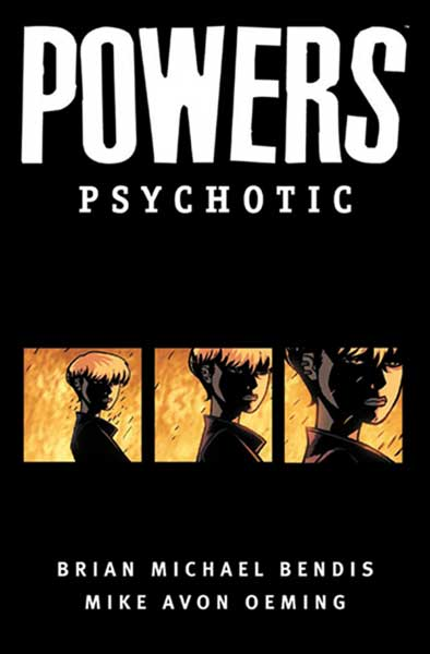 Image: Powers Vol. 09: Psychotic SC  - Marvel Comics
