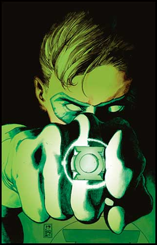 Image: Green Lantern #10 (Vol. 4) - DC Comics
