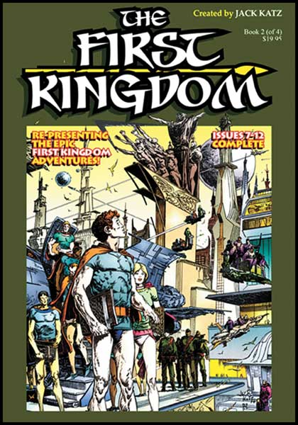 Image: First Kingdom Vol. 2 SC  - Century Comics