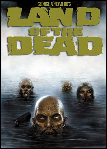 Image: George Romero's Land of the Dead SC  - IDW Publishing