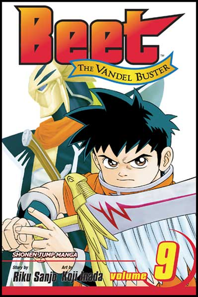 Image: Beet the Vandel Buster Vol. 09 SC  - Viz Media LLC