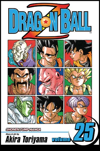 Image: Dragonball Z Vol. 25 SC  - Viz Media LLC