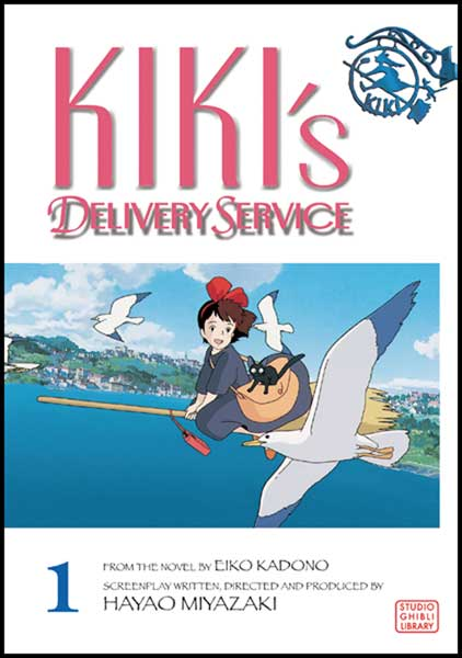 Image: Kiki's Delivery Service Film Comics Vol. 01 SC  - Viz Media LLC
