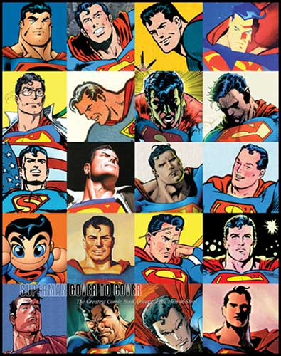 Image: Superman: Cover to Cover HC  - DC Comics