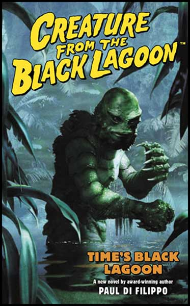 Image: Creature from the Black Lagoon: Time's Black Lagoon  (pb) -
