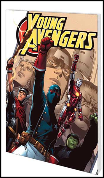 Image: Young Avengers Vol. 01: Sidekicks SC  - Marvel Comics