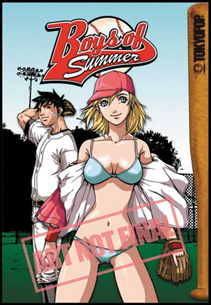 Image: Boys of Summer Vol. 1 SC  - Tokyopop