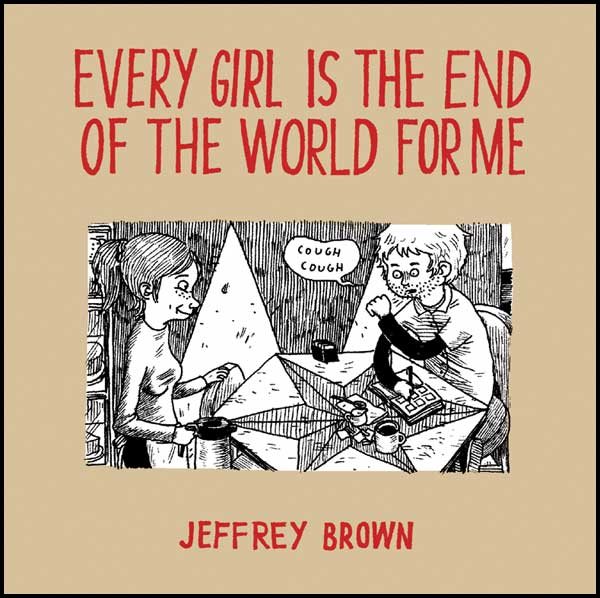 Image: Every Girl Is the End of the World for Me SC  - Top Shelf Productions