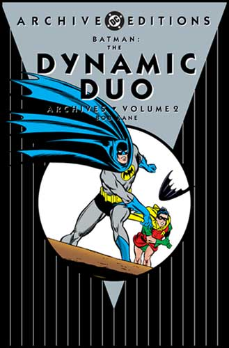 Image: Batman: Dynamic Duo Archives Vol. 02 HC  - DC Comics
