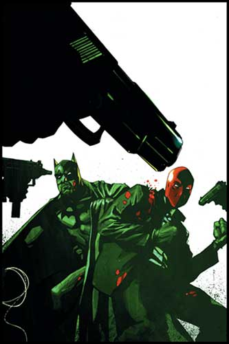 Image: Batman: Under the Hood Vol. 02 SC  - DC Comics