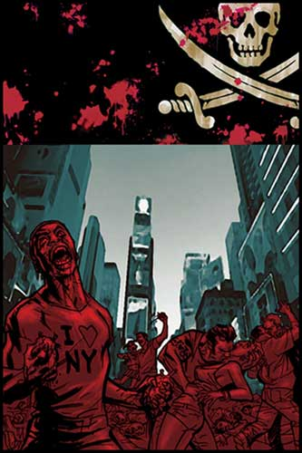 Image: Sea of Red #10 - Image Comics