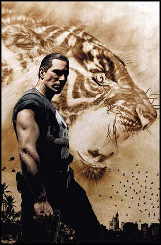 Image: Punisher: The Tyger #1 - Marvel Comics