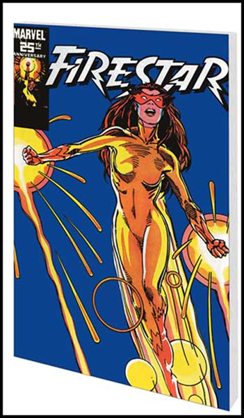 Image: X-Men: Firestar  (digest) - Marvel Comics