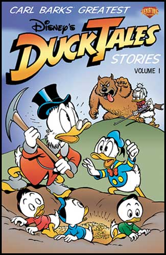 Image: Carl Barks' Greatest Ducktales Stories Vol. 01 SC  - Gemstone Publishing