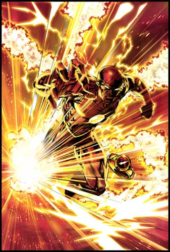 Image: Flash: The Fastest Man Alive #1 - DC Comics