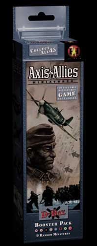 Image: Axis & Allies CMG Set III: D-Day Booster Pack  -