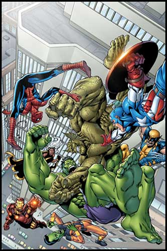 Image: Marvel Adventures Avengers #2 - Marvel Comics