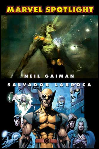 Image: Marvel Spotlight: Neil Gaiman / Salvador Larroca  - Marvel Comics